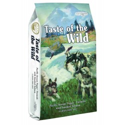 Taste of the Wild Puppy Salmão