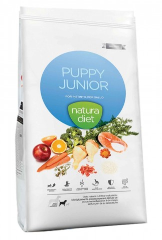 Natura Diet Puppy & Junior