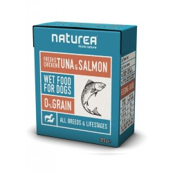 Naturea Wet Atum & Salmão