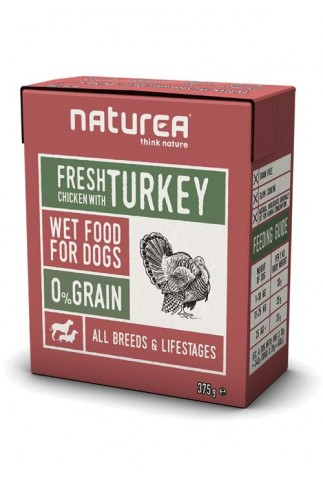 Naturea Wet Frango & Peru