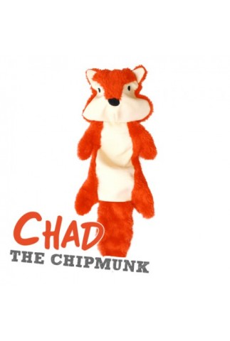 Beco Toys Chad the Chipmunk