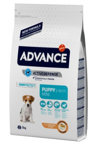 Advance Puppy Mini Frango
