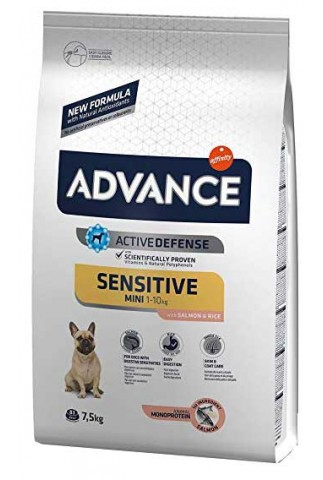 Advance Mini Sensitive Salmão