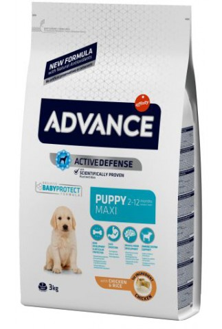 Advance Maxi Puppy Frango