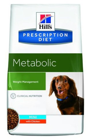 Hill's PD Canine Metabolic Mini 6kg