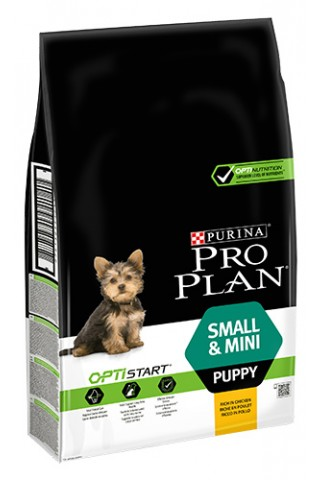 Purina Pro Plan Puppy Optistar Small & Mini