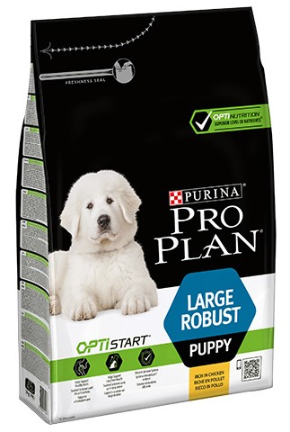 Purina Pro Plan Puppy Optistar Large Robust