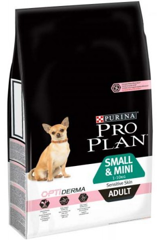 Purina Pro Plan Optiderma Adult Mini & Small
