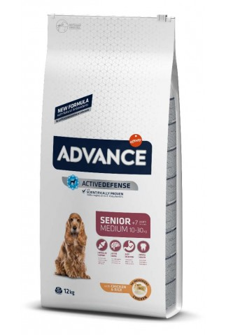 Advance Medium Senior Frango