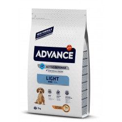 Advance Mini Adulto Light Frango