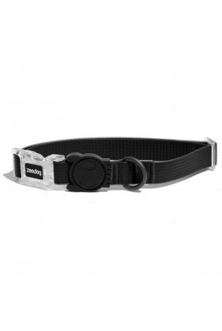 Coleira Zee.Dog Neopro Black